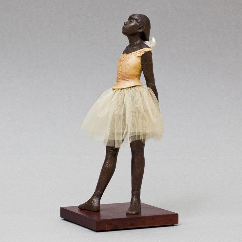 Den lille danserinde Degas The Little Dancer