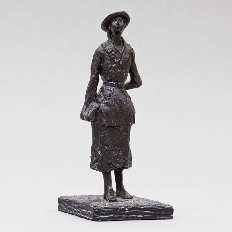 Skolepigen Degas The Schoolgirl