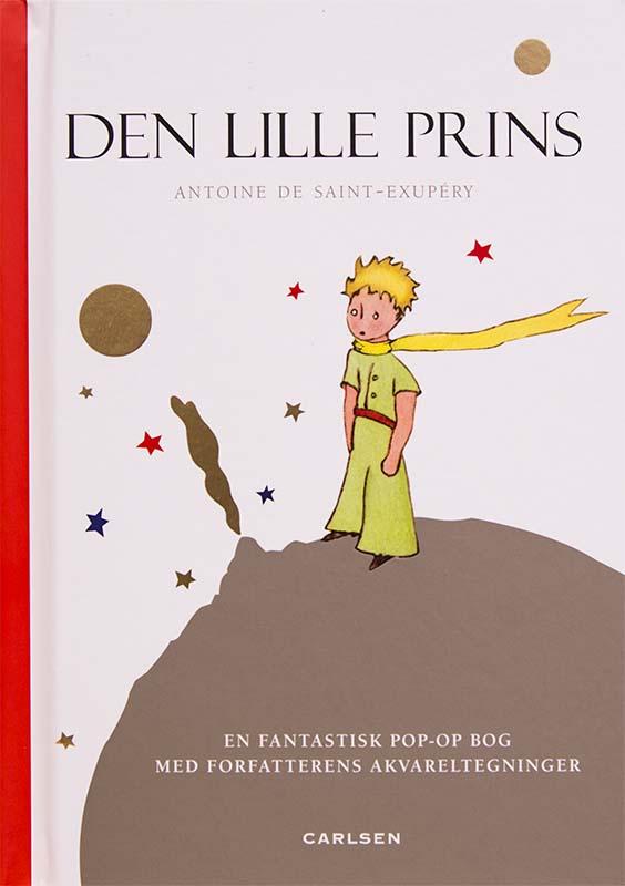 Den Lille prins. Pop-op bog