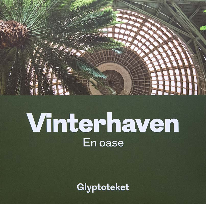 Kortmappe Vinterhaven Glyptoteket