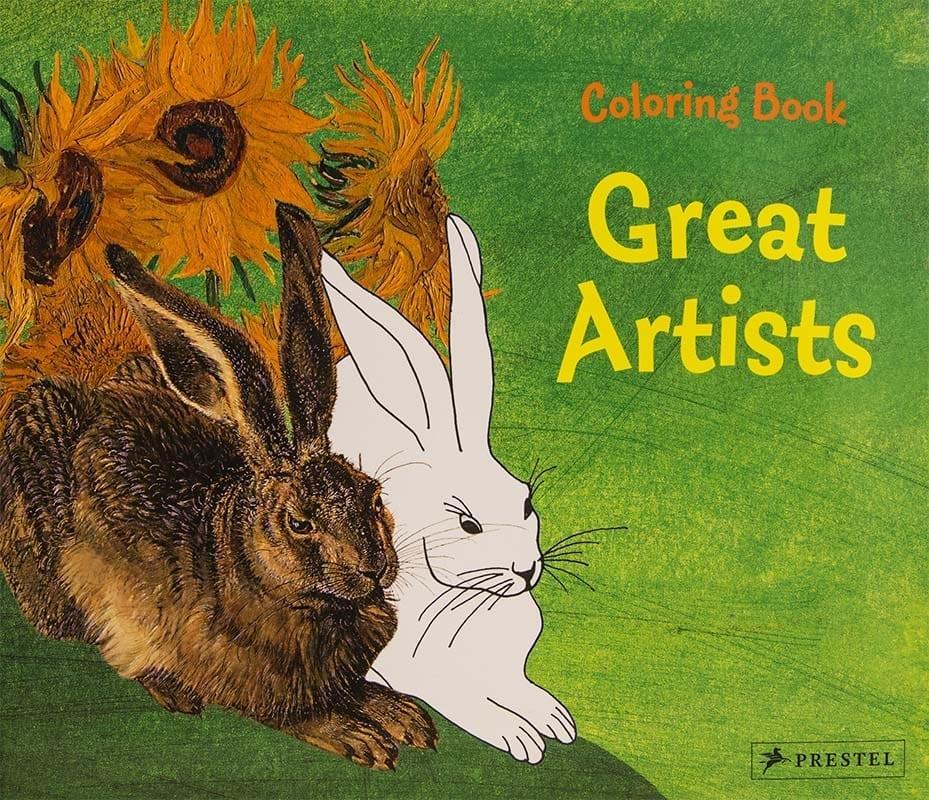 Great Artists malebog