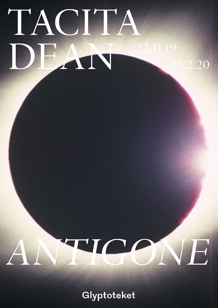 Tacita Dean Plakat poster