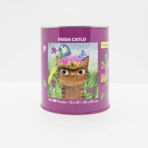 Puslespil Frida Catlo Frida Kahlo
