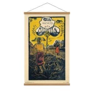 Gauguin canvas plakat Duftende duft