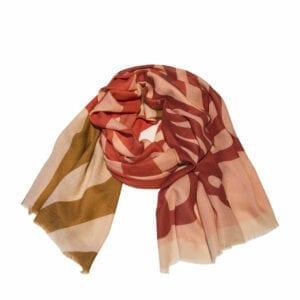 Palmette tørklæde Glyptoteket