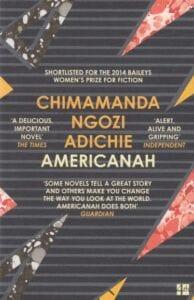 Americanah Chimamanda Adichie Glyptoteket