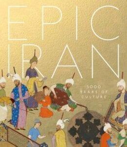 Epic Iran V & A Glyptoteket