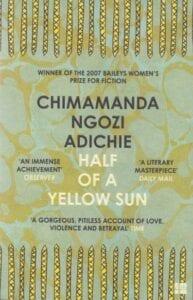 Half of a yellow sun Adichie Glyptoteket